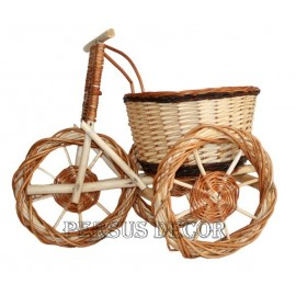 Cos rachita tricicleta
