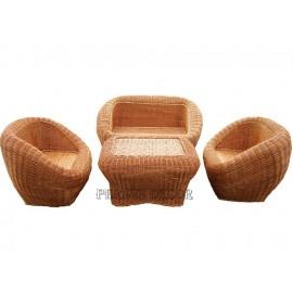 Wicker furniture - armchairs type