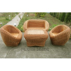 Wicker furniture - armchairs type