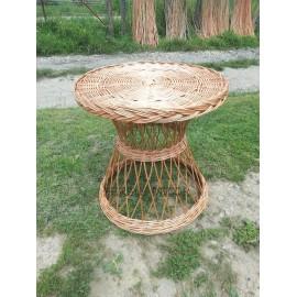 Set mobilier din rachita cu patru scaune Mobilier din rachita pentru terasa, foisor, gradina sau pensiuni ideal pentru relaxa
