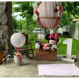 Cos rachita sedinte foto - balon natur Ofera-i copilului tau amintiri memorabile intr-un decor de poveste. Cosul din rachita